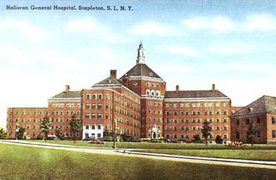 Willowbrook State School (halloran general hospital)