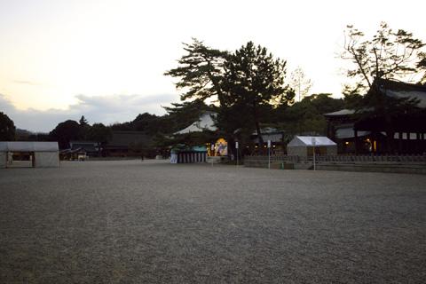 橿原神宮境内